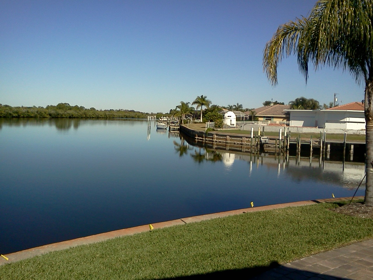 South Gulf Cove on Port Charlotte Florida Real Estate Waterfront