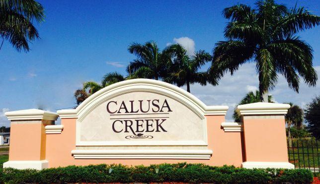 Calusa Creek