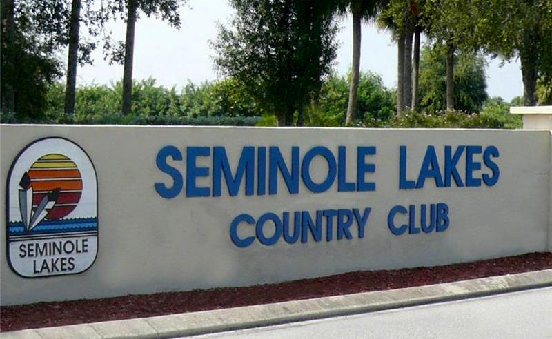 Seminole Lakes