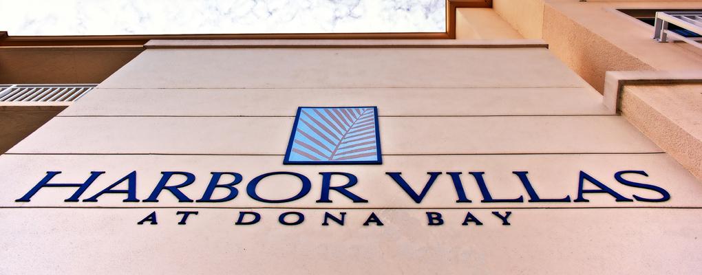 harbor villas at dona bay