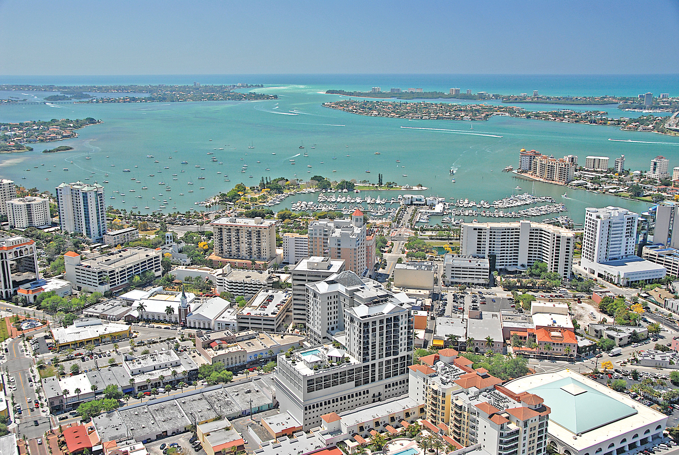 Sarasota Downtown Condos on port charlotte real estate punta gorda north